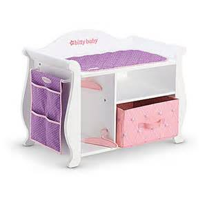 Change Table Accessories Can You Tell What S More Expensive Doll Furniture Or Real Furniture