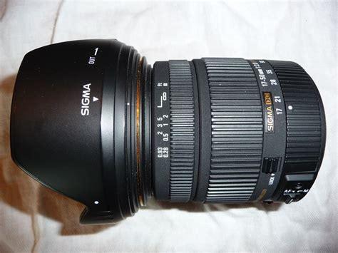 Sigma 17 50mm F2 8 Ex Dc Os Hsm Black Lens For Nikon sigma 17 50mm f2 8 ex dc os pentaxforums