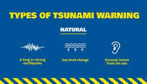Herbal Warnings tsunami education 187 ministry of civil defence and