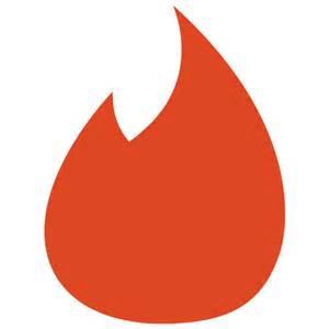tinder icon vector logo free vector logos
