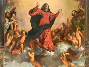 tiziano len a canadian catholic 20 mysteries the assumption of the