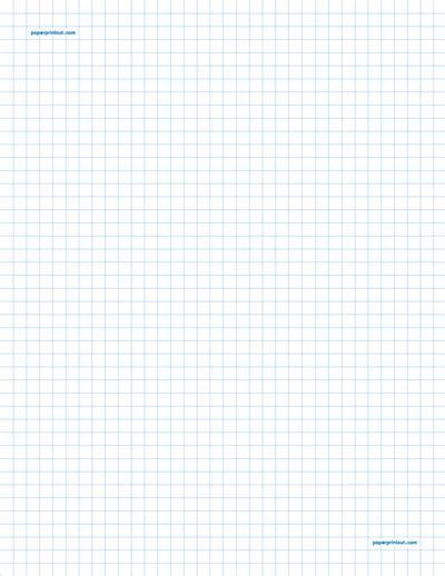 Printable Graph Paper 1 4