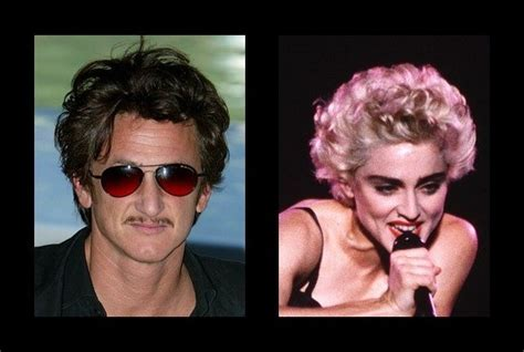 Madonna And Remain Happily Married Who Are They Foolin by Penn Was Married To Madonna Penn Dating