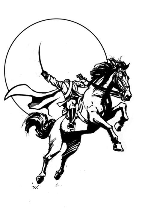 M Disney Headless Horseman Coloring Pages Coloring Pages Headless Horseman Coloring Pages