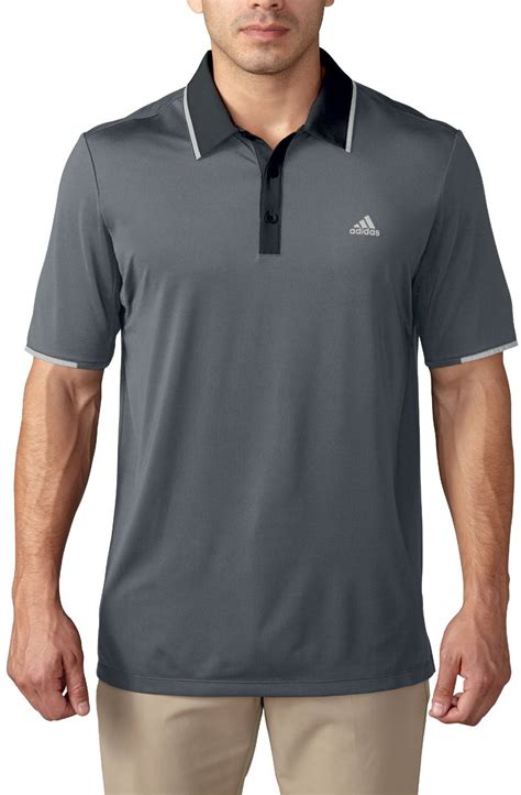 Golfwear Shirt Ls 2 new 2016 adidas golf climacool branded performance polo