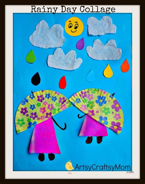 rainy day crafts activities for 20 simple paper collage ideas for collage ideas