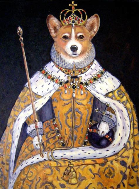 queen corgi her doggesty corgi the queen corgi love pinterest my