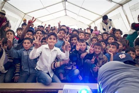 syrian refugee education a conversation with zack bazzi