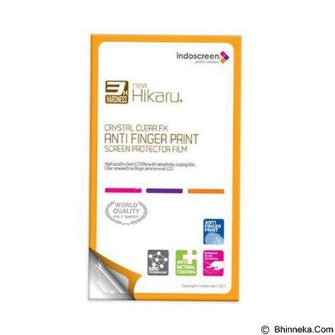 jual new hikaru anti finger print for sony xperia z5 compact fullset hafp 220 clear