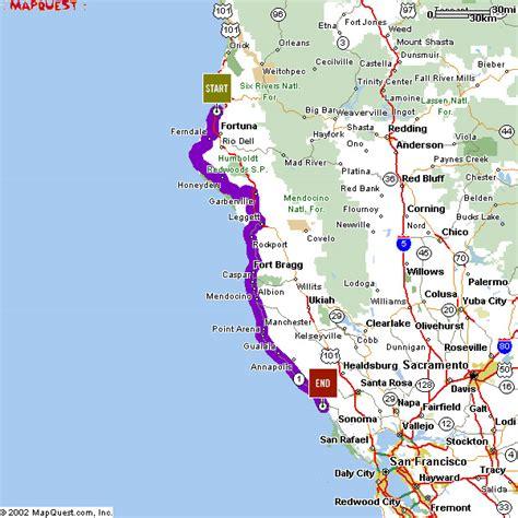 california map mapquest california mapquest