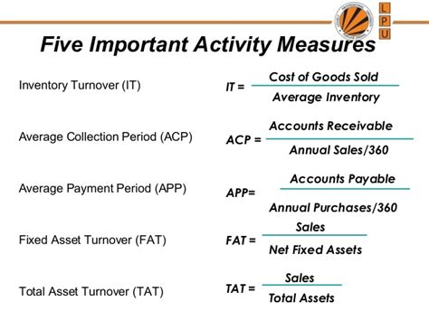 Credit Sales Turnover Formula Ratio Analysis