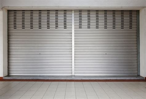 the appeal of security shutters in homes and offices