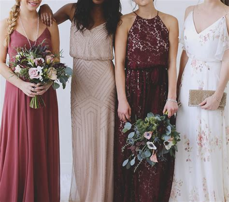 Black Mix Lace Flower Top 11012 Fashion Dress Baju Import how to style mismatched bridesmaid dresses bhldn