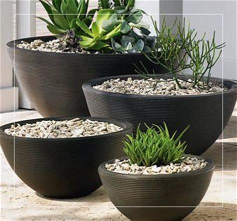 Wholesale Planters And Containers by Modern Planter Pots Boxes Stylish Plant Containers