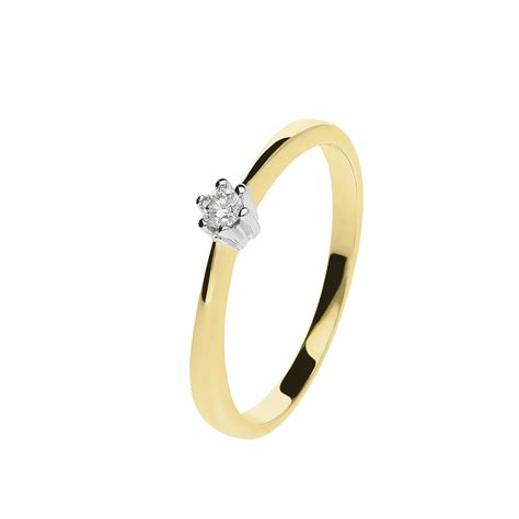 Juwelier Ring by Juwelier Kraemer Ring Diamant 56 Mm 570648 Juwelier