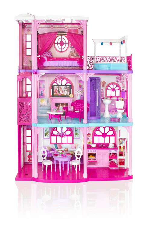barbie dream house barbie dream house mommy moment