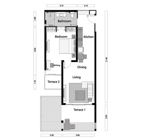 2 bedroom unit absolute twin sands resort spa 1 bedroom unit absolute twin sands resort spa