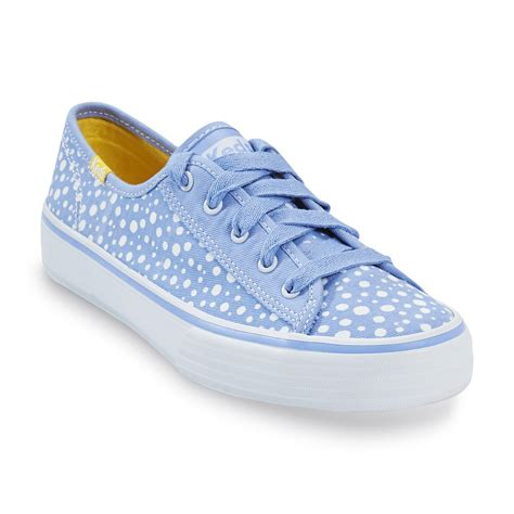 white lace up sneakers keds s up blue white lace up sneaker