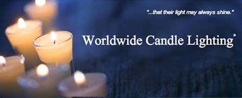 the compassionate friends candle lighting worldwide candle lighting gedenkseiten de
