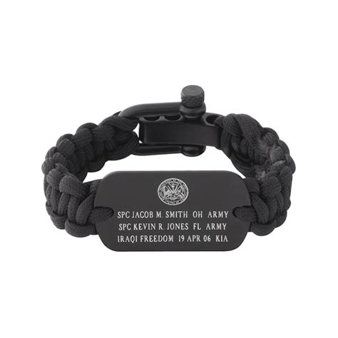 Kia Bracelets Oef Privacy Statement Memorial Bracelets Victims Of