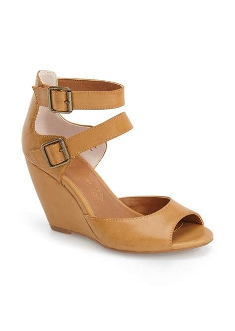 bc footwear bc footwear spark wedge sandal