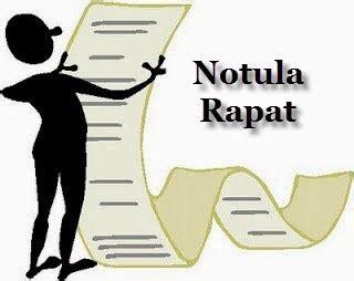 Notula Rapat Yang Benar by Perbedaan Notula Resume Dengan Notula Verbatim Ujiansma