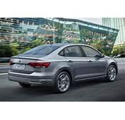 2018 VW Virtus Is A Polo Sedan For South America