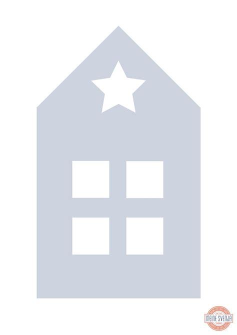 Fensterdeko Weihnachten Haus by Bastelvorlagen Weihnachten Meine Svenja