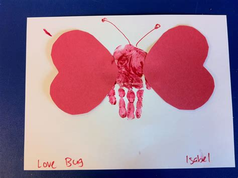 daycare valentines day ideas bug butterfly crafts search and craft