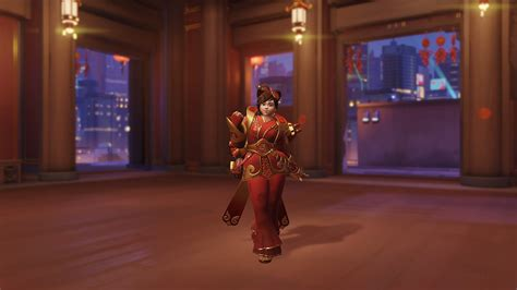 new year 2018 event overwatch overwatch lunar new year event is live here are all the skins