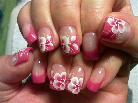 design flower nail art how to make flower nail art designs