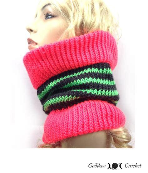 knitting loom cowl loom knit cowl allfreeknitting