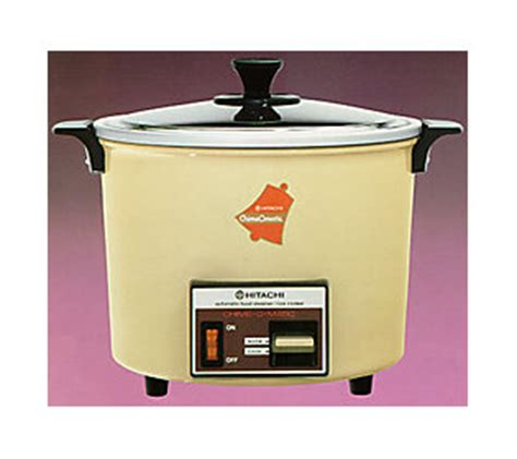 Rice Cooker Hitachi hitachi 10 cup food steamer rice cooker qvc