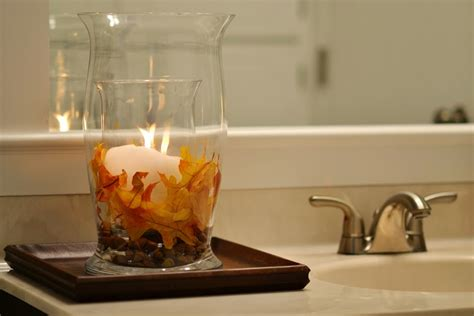 fall bathroom decor fall bathroom decorating ideas involvery community