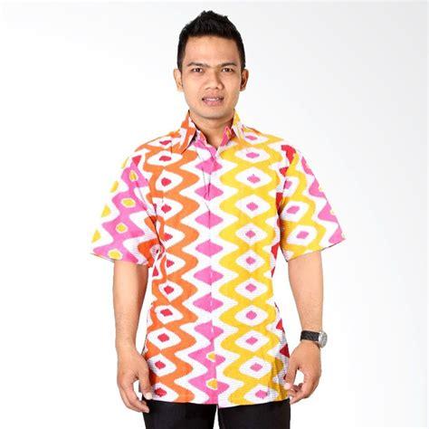 Mocca Mix Batik Kemeja Batik Pria jual kemeja batik baju etnik pria harga terbaik