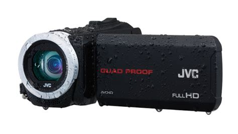 rugged camcorder the new jvc everio brings rugged waterproofiness to an friend gizmodo australia