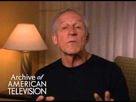 J A V Actor daniel j travanti on on why he became an actor