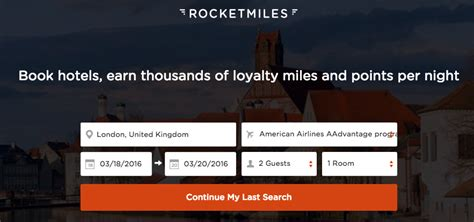 emirates rocketmiles rocketmiles review earning miles with hotel bookings or