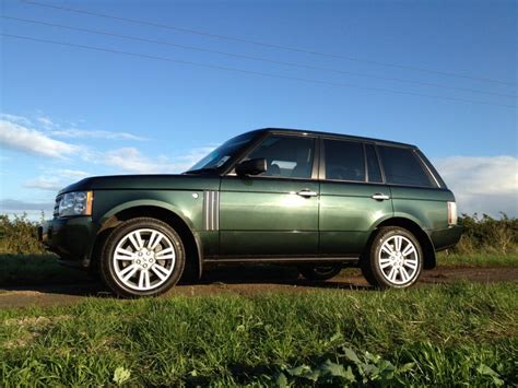 range rover green fullfatrr com view topic who likes green range rovers