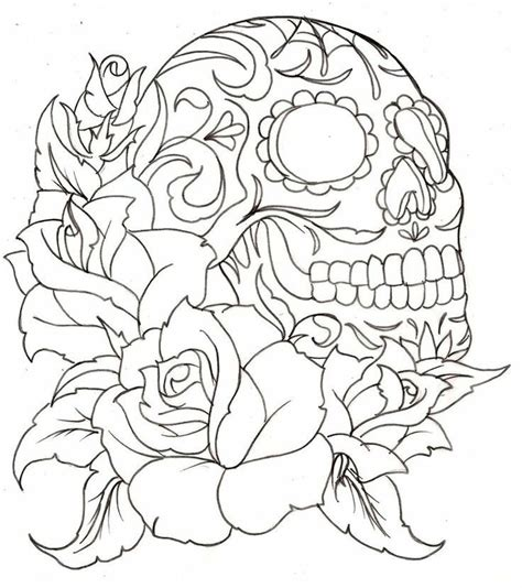 coloring pages of mexican flowers coloring pages coloring home
