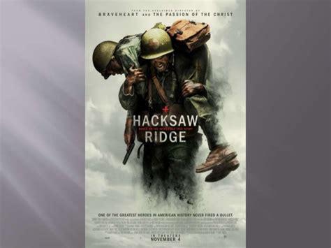 nonton film perang dunia 2 nonton film hacksaw ridge