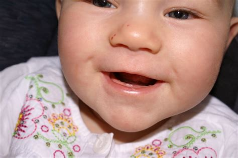 wann baby erster zahn mein erster zahn