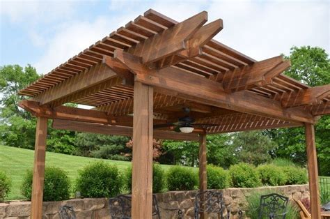 refreshing modern pergola design ideas decor