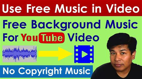 free music use how to use free background music in your channel video