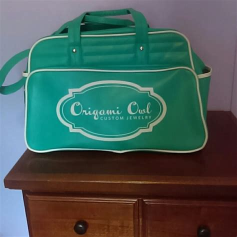 Origami Owl Bag - origami owl origami owl weekender bag from s