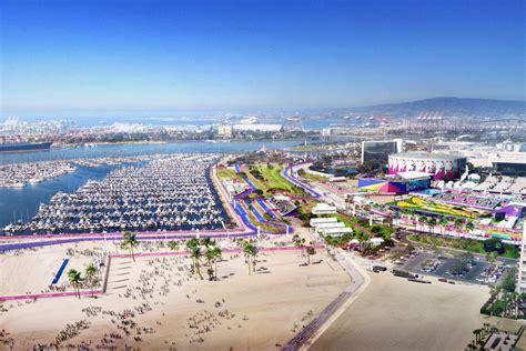 long beach olympic venues detailed in new renderings