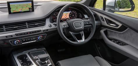 audi q7 interior pics new audi q7 uk test should you buy one carwow