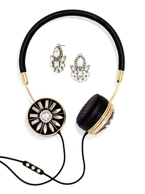 Earbuds As Jewelry by The Chicest Headphones Designed By Frends And