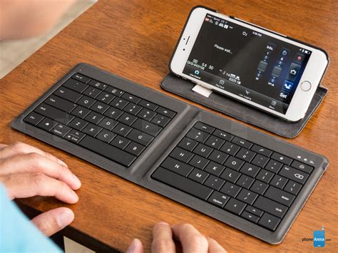 Microsoft Foldable Keyboard microsoft foldable keyboard review