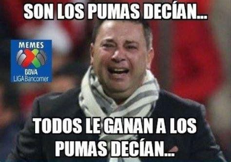 Pumas Vs America Memes - memes del pumas vs am 233 rica futbol sapiens